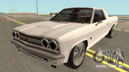 Picador GTA V para GTA San Andreas