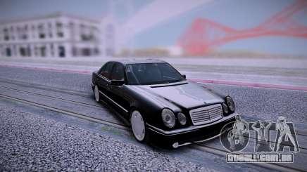 Mercedes-Benz E 55 AMG para GTA San Andreas