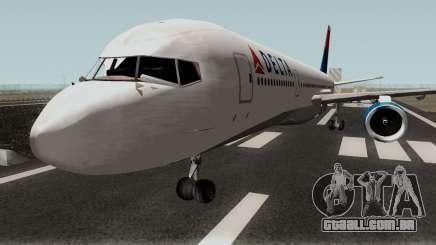 Boeing 757-200 Delta Airlines para GTA San Andreas