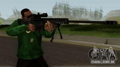 New Sniper Rifle para GTA San Andreas