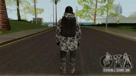 Skin Random 94 (Outfit Gunrunning) para GTA San Andreas terceira tela