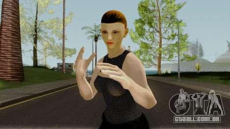 Lili Takken7 Butch para GTA San Andreas
