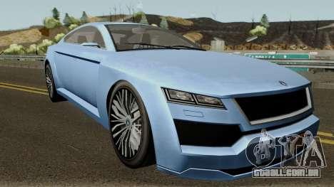 Ubermacht Revolter v.2 GTA V IVF para GTA San Andreas