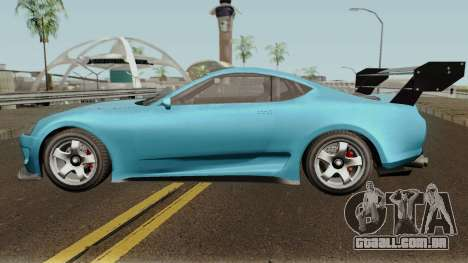 Dinka Jester Classic or F&F GTA V para GTA San Andreas