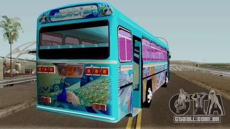 Monara Patikki para GTA San Andreas vista direita