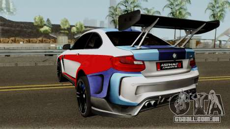 BMW M2 Special Edition From Asphalt 8: Airbone para GTA San Andreas