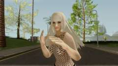 Lili Takken7 Updated (Blonde) para GTA San Andreas