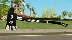 Hatchet Mod GTA V para GTA San Andreas