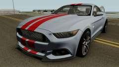 Ford Mustang GT 2014 para GTA San Andreas