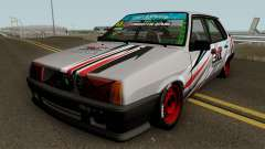VAZ 21099 Terminal Motorsport para GTA San Andreas