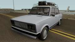 RUNE Cheburek GTA V IVF HQ para GTA San Andreas