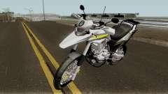XRE 300 ROCAM para GTA San Andreas