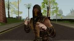 Ninjutsu Scorpion MKXM para GTA San Andreas