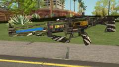Call of Duty Advanced Warfare: AE4 Widowmaker para GTA San Andreas