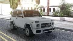 VAZ 2121 Tuning para GTA San Andreas