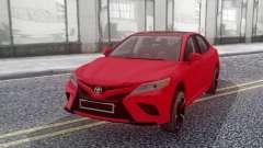 Toyota Camry v70 XSE 2018 para GTA San Andreas