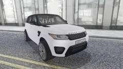 Land Rover Range Rover Sport SVR Stock para GTA San Andreas