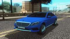 Mercedes-Benz W222 Stock para GTA San Andreas