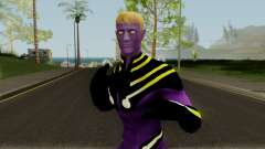 Marvel Heroes Human Torch 2099 (Distopic Future) para GTA San Andreas