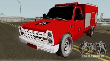 Nissan 1998 Firetruck para GTA San Andreas