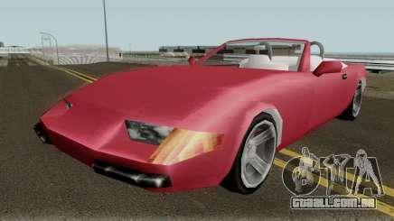 New Windsor para GTA San Andreas