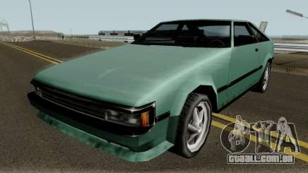 New Jester 82 para GTA San Andreas