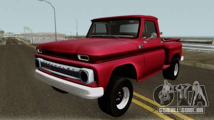 Chevrolet C-10 Stepside Pickup 1965 para GTA San Andreas