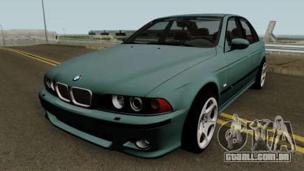 BMW M5 Stance para GTA San Andreas