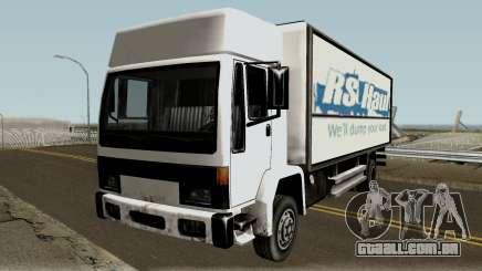 DFT-30 Box Truck (4x2) para GTA San Andreas