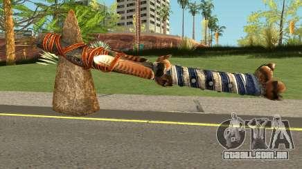 GTA Online DLC After Hours Stone Hatchet para GTA San Andreas