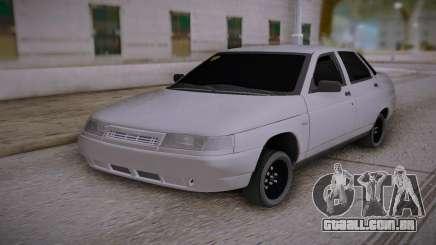 Lada 2110 Riscado para GTA San Andreas