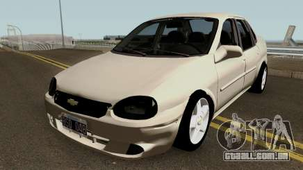 Chevrolet Corsa 1.4 MQ para GTA San Andreas
