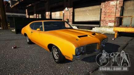 Oldsmobile 442 1970 para GTA 5