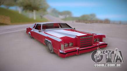 Lincoln Continental Town Coupe 1979 Tunable LQ para GTA San Andreas