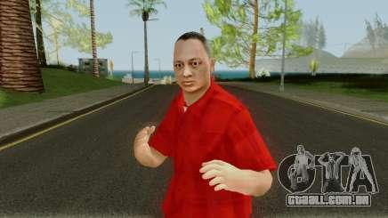 Diodado Cabello para GTA San Andreas