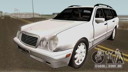 Mercedes-Benz W210 E320 Station Wagon TR para GTA San Andreas
