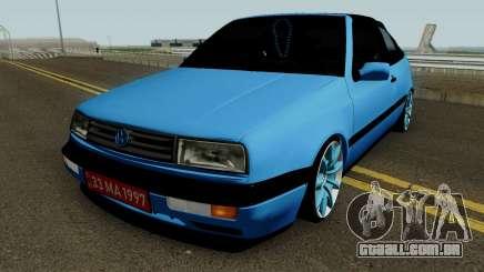 Volkswagen Golf Cabrio TR para GTA San Andreas