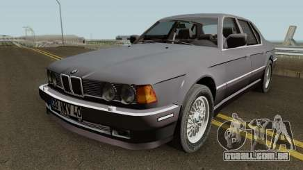 BMW 735IL Racing Gaming para GTA San Andreas
