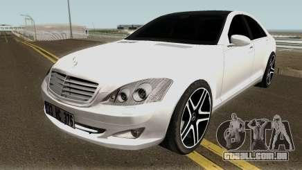 Mercedes Benz S420 Limousine Turkish para GTA San Andreas