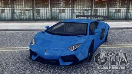 Lamborghini Aventador Stock para GTA San Andreas