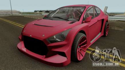 Vapid Flash GT GTA V IVF para GTA San Andreas