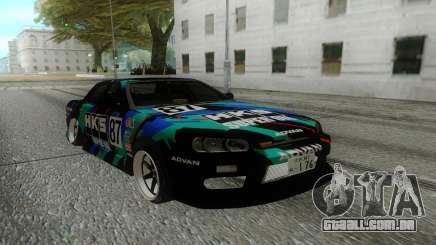 Nissan Skyline ER 34 para GTA San Andreas