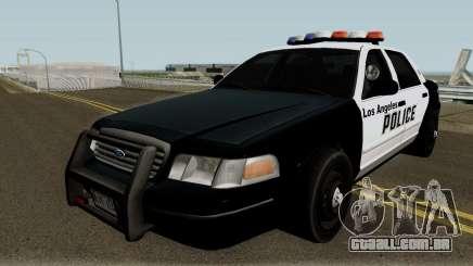 Ford Crown Victoria Police 2003 HQ para GTA San Andreas