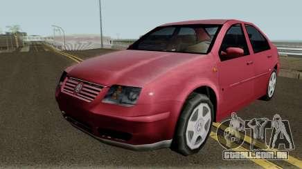 Volkswagen Jetta Clasico (SA Style) para GTA San Andreas