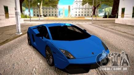 Lamborghini Gallardo Sport para GTA San Andreas