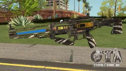 Call of Duty Advanced Warfare: AE4 Widowmaker para GTA San Andreas