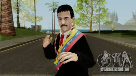 Nicola Maduro para GTA San Andreas