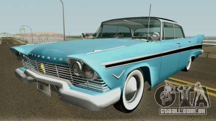 Plymouth Belvedere Sedan (Christine Style) 1957 para GTA San Andreas