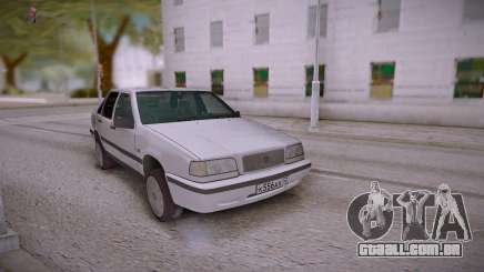 Volvo 850 Sedan para GTA San Andreas