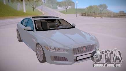 Jaguar XE-S para GTA San Andreas
